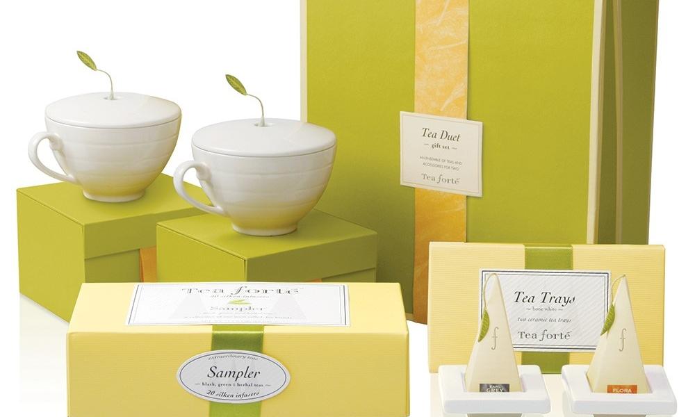 Tea Duet Gift Set
