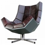 Villain Leather Chair