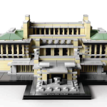 Frank Lloyd Wright Lego Architecture