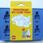 LEGO Minifigure Ice Cube Tray